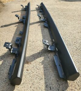 2018-2021 Jeep JL Wrangler Rubicon Sahara Sport factory OEM 4 door Rock Rails