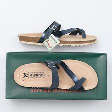 Mephisto Nalia Navy Blue Sandals - Women's 11 M