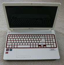 """New listing Gateway Nv52L06u Laptop Red for parts or use - sold """"as is""""-See details!"""