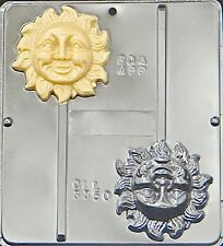 Sun Lollipop Chocolate Candy Mold  3350 NEW
