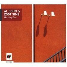 """AL COHN & ZOOT SIMS """"MORNING FUN""""  CD NEU"""