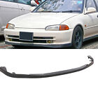 New Front Bumper Lip Spoiler Body Kit Type-r Style For 1992-1995 Honda Civic