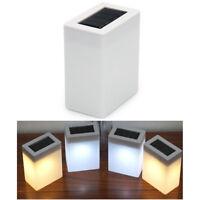 Lumière Solaire Extérieure De Mode Luminairede Éclairage Décoratif Extérieur Mur