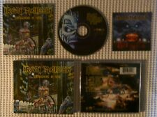 IRON MAIDEN Somewhere In Time SANCTUARY 1998 Enhanced CD Slipcase Insert NM