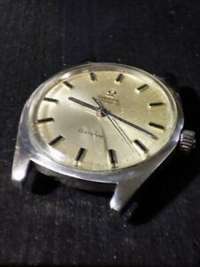 Genuine Omega Seamaster Automatic Geneve off white dial used Swiss made