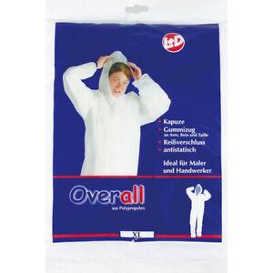 Einweganzug 2514 PP-Overall Schutzanzug Hygieneanzug Schutz kräftige Ausführung