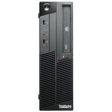 Lenovo ThinkCentre M90p Desktop 16GB RAM 240GB SSD Core i5 3.2GHz Windows 10 Pro