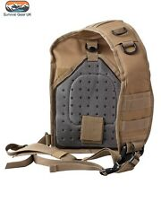 Coyote Mini Molle Tactical Recon 10 Litre Shoulder / Day Bag Back Pack MTP