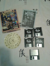 """More details for monkey island 2: lechuck's revenge (pc, 1991, 3.5"""" floppy) complete *untested*"""