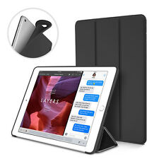 For ipad mini1/2/3 Magnetic Slim Leather Smart Cover Soft Silicone Case
