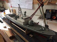 Gfk Rumpf Flugkörper Schnellboot,Tiger Klasse 148