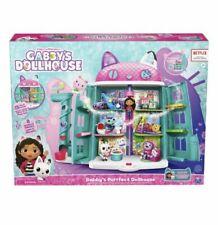 Dreamworks Netflix Gabby's Dollhouse Purrfect Playset 15 Pcs - NEW - HTF