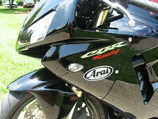 2x LED Motorcycle Turn Signal Indicator Lights Flush Mount For Honda CBR 1000RR