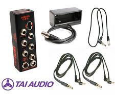 Remote Audio BDS System Package w/ BDSV4U, NP Cup, 2 Dual & 1 Hirose Cables