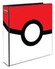 """Pokemon Poke Ball 2"""" 3-Ring Binder 2"""", Multi"""