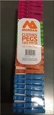 2 x 100 Plastic Pegs Laundry Washing Clothes- alt Hegs Reva Gallagher