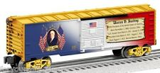 Lionel Warren G. Harding Boxcar # 6-81489 PRESIDENTIAL MADE IN USA