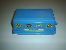 VTG McDONALDS McDONALDLAND COACH CAR HAPPY MEAL CONTAINER 1982