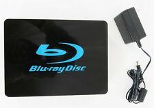 Refurbished Plextor PX-B310U Blu-Ray BDROM DVDRW External Disc Drive