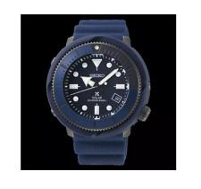 Seiko SNE533P1 Street Solar Series Blue Tuna Prospex Watch