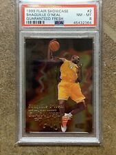 1999 Flair Showcase Shaquille O'Neal Guaranteed Fresh PSA 8 NM-MT