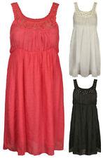 Kurze Damenkleider aus Polyester in Größe 46