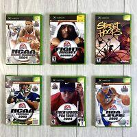 Original Xbox Games Lot Bundle 6 Games