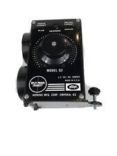 Vintage Hopkins Hoppy Split Image Transit Level Model G2 Case Amp Instructions