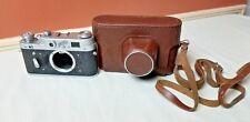 RARE FIRST model FED-3 Soviet Film Camera (Copy Leica) NO LENS