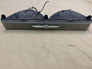 1980-1989 Cadillac Fleetwood Brougham RWD Turn Signal Marker Light Gold LH Left