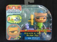 Octonauts Kwazii and the Slime Eel Play Figure