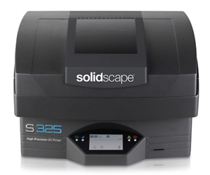 Solidscape S325 3D Printer Jewelry Perfection NEW