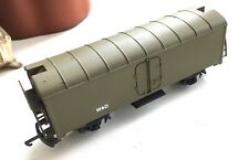 Lima short 4 wheel support Wagon to Oxford Rail's Boche Buster Gun With ladders