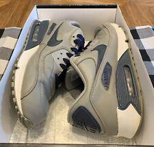 Nike Air Max 90 Grey Nike ID Custom