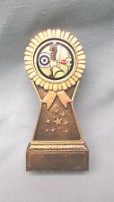 Archery trophy insert compound bow resin award Rf447C