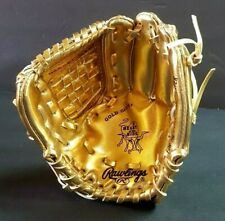 Mini Rawlings Heart of The Hide Gold Glove Pro701BF leather Perfect Display cb10