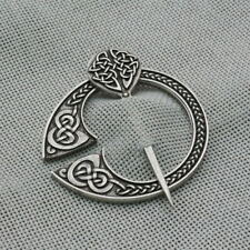 Celtic Viking Norse Knot Brooch Pin Scottish Pennanular - Cloak Jewelry Vikings