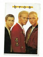 More details for smash hits competition entry to the beat box postcard. bros.