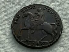 More details for 1792 lady godiver--conder half penny token--coventry--