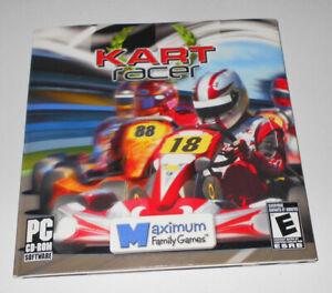 Kart Racer (PC, 2010) Digi Pack Rare