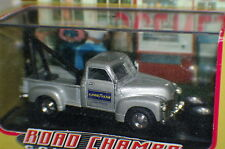 1/43 CHEVY PICK-UP TOW TRUCK, GOODYEAR TIRE ROAD CHAMPS