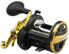 OKUMA MAGNETIX MULTIPLIER FISHING REEL MG30CS BEACHCASTING LIGHT BOAT SUPER REEL