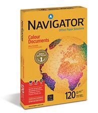 Navigator 120g Colour Documents  A3 Druckerpapier weiss 16000 Blatt Kopierpapier