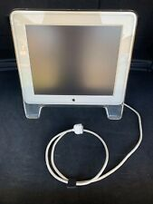 Apple 17 Inch Studio Display Monitor Flat LCD White/Clear M7649 Vintage 2003