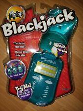 Radica Fliptop Black Jack Handheld Video Game 2006 NEW SEALED