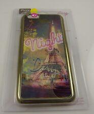 fits iPhone 6 phone case Paris Day night theme Eiffel tower