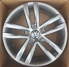 A Very good 17x7 Inch GENUINE OEM VW Salvador Alloy 5G0601025AE Golf VII 7 5G