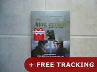 King Arthur: Legend of the Sword .Blu-ray Steelbook 2D + 3D Combo