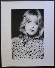 Photo Antoine Giacomoni - Marianne Faithfull - Mirror Session - 50 x 60 - 1980