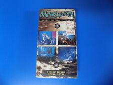 """1990 Selten Neu Originalverpackt VHS """" von Stoke Row Sich Ipanema """" Marillion"""